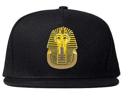 KINGS OF NY PHARAOH SNAPBACK HAT BASEBALL CAP EGYPT EGYPTIAN GOD](Egyptian Pharaoh Hat)