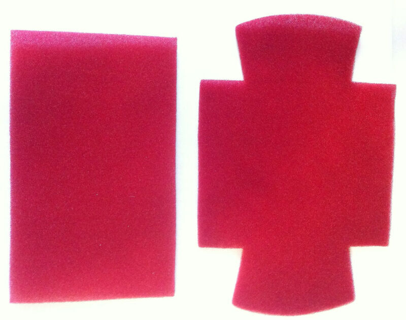 Shure Red Mesh Refurb Kit for Super 55 and 55SH Shure Microphones