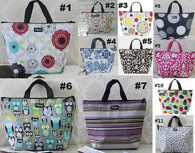 Gift Bag Organizer (Travel new thirty one thermal pouch organizer Picnic Lunch tote bag 31)