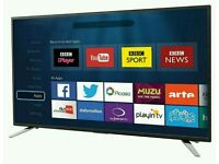 "SHARP 40"" LED smart Wi-Fi tv built in USB MEDIA PLAYER HD"