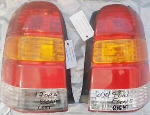 TAIL STOP LIGHT right / passenger for 2001 to 2007 FORD ESCAPE XLT $50