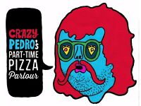 Crazy Pedro is recruiting - new pizzeria opening soon in the Northern Quarter