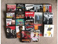 Random collection of DVDs (some brand new)