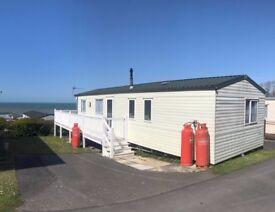 3 Bedroom Caravan in New Quay Wales Ceredigion, Not Tenby