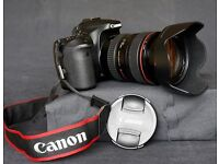 Canon 70D camera + 24-105 F4 lens