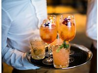 Full time bartender, London, from £7.50 plus service charge, london bar job