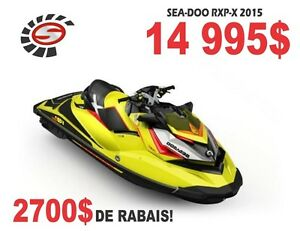 2015 Sea-Doo/BRP RXP-X 260 -