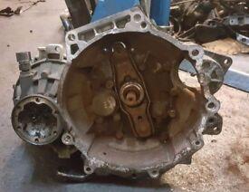 2008 VW skoda mk1 turbo diesel TDI 5 SPEEDS MANUAL GEARBOX GOOD WORK CONDITION