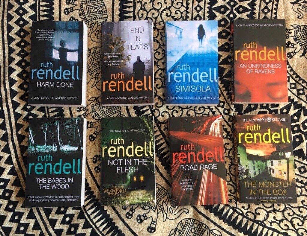 Ruth Rendell Books