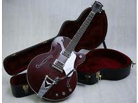Mint! Gretsch Tennessean G6119-1962 Japann & Original Hard Case