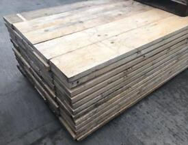 🌞 3.9M Wooden Scaffold Boards > New