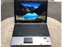 "HP Probook Laptop 6450b/14"" Intel i5 M450 2.40GHz/4gb Ram/320gb HD/Windows 10 Pro ref:1"