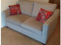 Two Seat Bed Settee - less than 3 years old, sturdy mechanism, excellent condition.