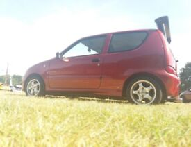 Fiat Seicento Only 56000k