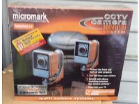 Micromark CCTV camera set