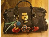 Paul's Boutique Handbag and jacket also kids wellies
