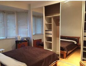 1large room