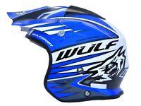 New Wulfsport Cub Tri Action Helmet (Junior)