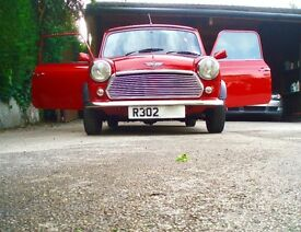 Immaculate Classic Rover Mini MPI 1.3 only 22300 miles!! For Sale (1997)