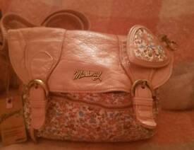 Debenhams Pink Handbag ( new )
