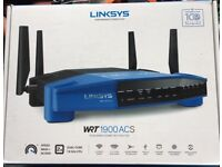 Linksys WRT1900ACS Dual Band Gigabit WiFi Router