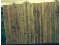 New driveway gates
