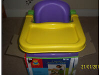 Child's Booster High Chair