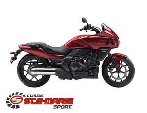 2017 Honda CTX700T