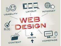 Basic website design wth blog and SEO