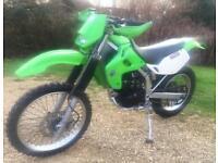 Kawasaki KLx 250 D2