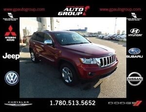 2012 Jeep Grand Cherokee LIMITED|LOW KMS|BACK UP CAMERA
