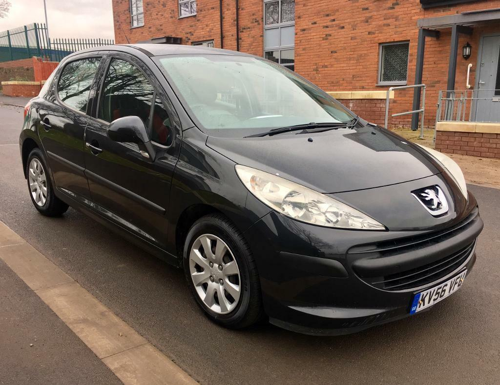 PEUGEOT 207 SPORT 1.4 JUST HAD 12 MONTHS MOT DRIVE AWAY TODAY!!