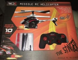 RED5 - Missile RC Helicopter