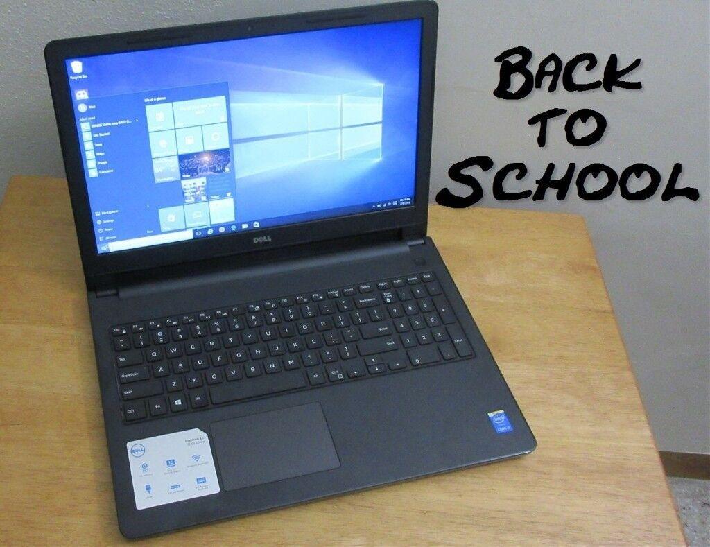 Dell Inspiron new slimline Windows 10 laptop computer   in