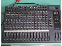 KAWAI MX -16 , 16 channel Compact Analogue mixer