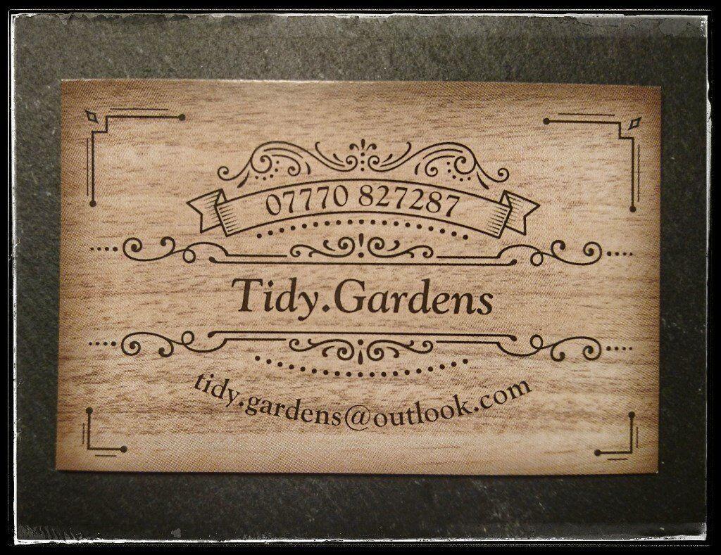 Tidy.Gardens ... Garden Maintenance. | in Plymouth, Devon | Gumtree