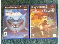 2 ps2 games