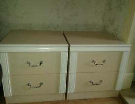 Nice Pair of Bedside Tables
