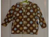 Jo jo / Jojo Maman Bebe Fleece Jacket - Age 2/3 Years