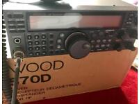 Kenwood TS570D Amateur Radio Tranceiver