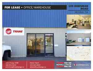 109 Hodsman Road - Office/Warehouse Space for Lease!
