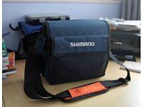 SHIMANO SPINNER/ LURE FISHING BAG.........