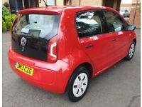 Volkswagen, UP, Hatchback, 2013, Manual, 999 (cc), 5 doors