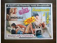emmanuele in tokyo' original film poster