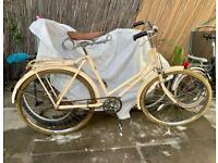 Hi bird hybrid vintage /Dutch style bike