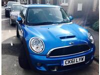 Mini Cooper SD, full leather, DAB and more!