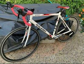 Mens Raleigh sprint racing bike Good working order Can be delivered