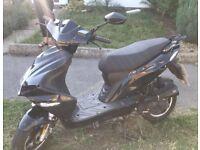 Direct bikes 50cc scorpion moped