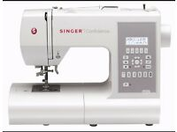 New Singer sewing machine