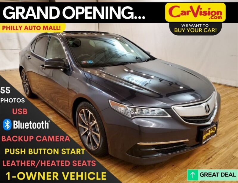 Image 1 Voiture American used Acura TLX 2016